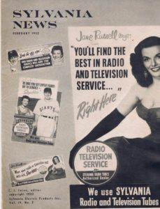 Sylvania Feb 1952