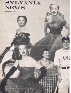Sylvania Jan 1952
